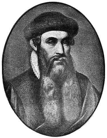 Johann Gutenberg,