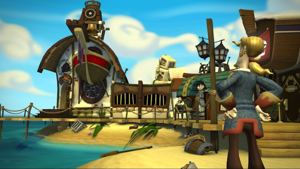 Tales of Money Island