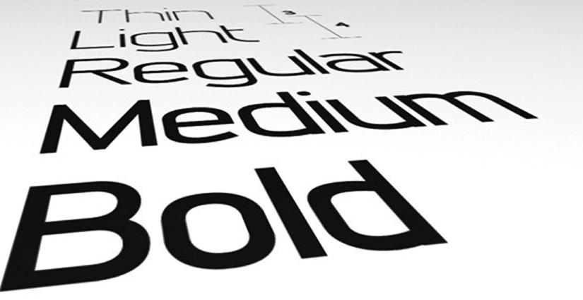 Serif & Sans Serif Types