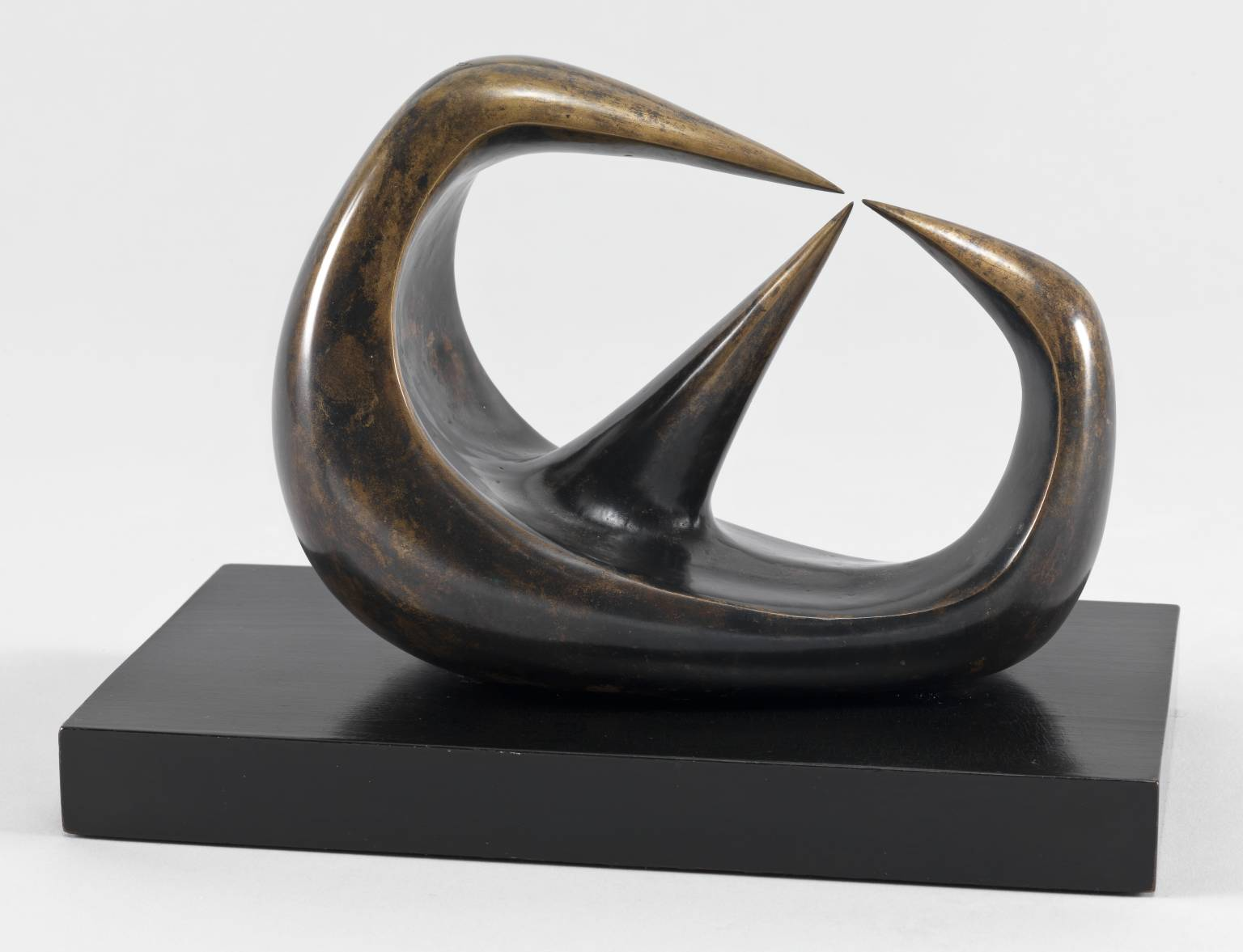 Three Points 1939-40 by Henry Moore OM, CH 1898-1986